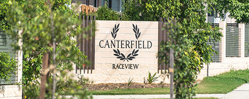 Canterfield, Raceview QLD