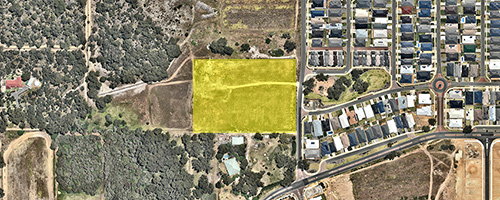 Baldivis site map